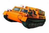 Заволжский завод гусеничных тягачей ОАО ГАЗ 340394