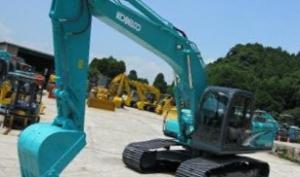 KOBELCO Construction Machinery Co. Ltd Kobelco SK200-8