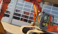 HITACHI Construction Machinery Co. Hitachi ZX 160LC