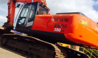 HITACHI Construction Machinery Co. Hitachi ZX 350 HLC