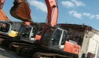 HITACHI Construction Machinery Co. Hitachi ZX 350 H-3