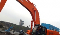 HITACHI Construction Machinery Co. ZХ 650 LC-3