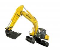 HYUNDAI Heavy Industries CO. Hyundai R 250LC-7