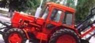 Липецкий Трактор ОАО (ЛТЗ) ЭТЦ-160Л