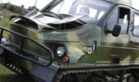 Заволжский завод гусеничных тягачей ОАО ГАЗ 3409