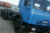 Камский автомобильный завод ОАО (КАМАЗ) КАМАЗ-53215