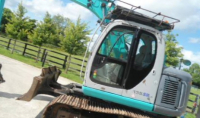 KOBELCO Construction Machinery Co. Ltd Kobelco SK135 SRLC