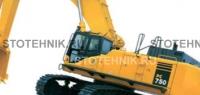 Komatsu Ltd Komatsu PC750