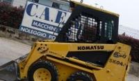 Komatsu Ltd Komatsu SK 04J-2Е