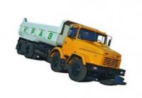 АвтоКрАЗ Холдинговая компания ОАО КрАЗ-7133С4-021