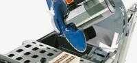 LISSMAC Maschinenbau und Diamantwerkzeuge GmbH ATS 120В850