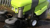 Applied Sweepers International Green 414RSA