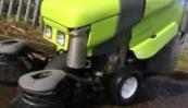 Applied Sweepers International Green 414RSA