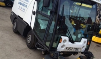 Johnston sweepers Limited Johnston С N 200 /CX200