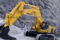Komatsu Ltd Komatsu PC1250