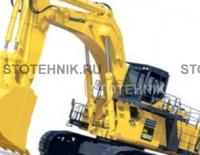 Komatsu Ltd Komatsu PC1800
