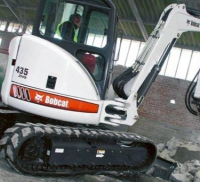 Bobcat Europe - Division of Ingersoll-Rand Bobcat 435