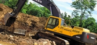 VOLVO Construction Equipment Int. AB. (Вольво) Швеция Volvo EC460B