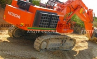 HITACHI Construction Machinery Co. Hitachi EX 1200