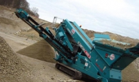 Terex-Powerscreen International Terex Chieftain 400