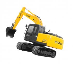 HYUNDAI Heavy Industries CO. Hyundai R 160LC-7
