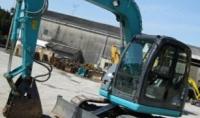 KOBELCO Construction Machinery Co. Ltd Kobelco SK70SR