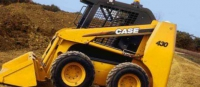 CASE - CNH France S. A. C ase 430