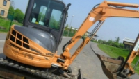 CASE - CNH France S . A . Case СХ50 B