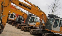 LIEBHERR-Holding GmbH Liebherr R934C Litronic