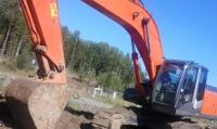 HITACHI Construction Machinery Co. HitachiZХ 330LC