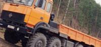 Автомобильный завод УРАЛ ОАО Урал-532301