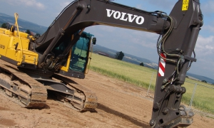 VOLVO Construction Equipment Int. AB. (Вольво) Швеция Volvo EC290B