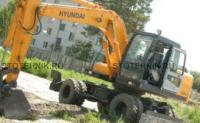 Hyundai R 140W-7