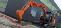 HITACHI Construction Machinery Co. Hitachi ZX 70